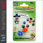 Exercise Game of Dice - Times Tables